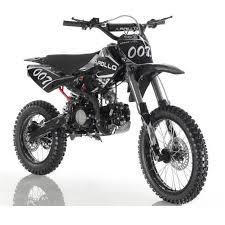 apollo db 007 125cc dirt bike with 4 gear manual clutch kick