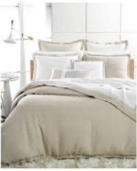 tan duvet cover. Hotel Collection Linen Natural King Duvet Cover - Tan/Beige Tan O