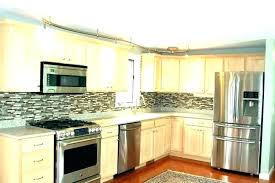 replace cabinet doors cost changing kitchen cabinet doors how much does it cost to replace kitchen