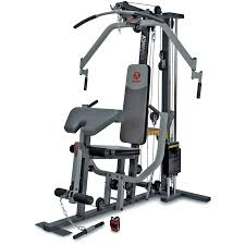marcy home gym review workout program