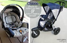 chicco activ3 jogging stroller with keyfit 30 infant car seat travel system