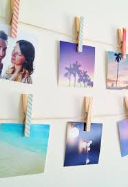 Best 25+ Clothespin photo displays ideas on Pinterest | Clothespin picture  frames, Small photo prints and Photo garland