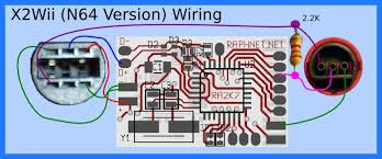 n64 snes nes controller to gamecube wii conversion project n64 wiring diagram