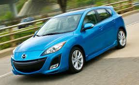 2010 Mazda 3 s 5-door Sport – Instrumented Test – Car and Driver