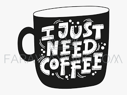 Coffee mug clipart free download! Transparent Coffee Cup Clipart Black And White Mug Hd Png Download Transparent Png Image Pngitem