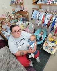 Mum's nursery for her 50 baby dolls sends hubby packing | Daily Star