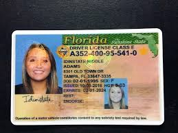 Help With Of Company Fake Suitable Florida Template - Auto Drivers Quality Platform Provided The Services In Station Card Online Download License Templates Check Id