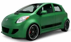 New World Car Designs: Toyota Yaris India Cars