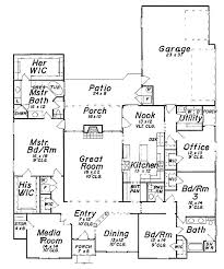 2700 sq ft single story house plans house plans