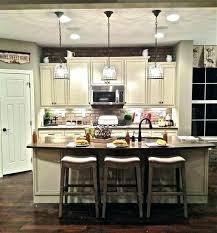 rustic dining room with wooden furniture and swag lamp light trendy stylish chandelier over table intended