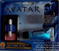 avatar navi makeup kit