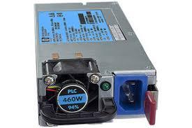 <b>Блок питания</b> HP 460W Common Slot Gold <b>Hot Plug</b> Power Supply ...