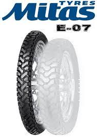 <b>Mitas E 07 110/80</b>/19 | Just Bike Tyre