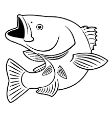 Small Picture Jumping Fish Coloring PagesFishPrintable Coloring Pages Free