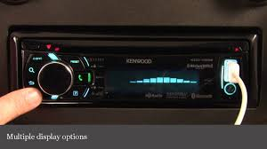 kenwood excelon kdc x896 cd receiver display and controls demo kenwood excelon kdc x896 cd receiver display and controls demo crutchfield video