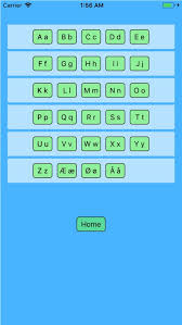 A b c d e f g h i j k l m n o p q r s t u v w x y z æ ø å. Norwegian Alphabet For Student By Mihoubi Yacine