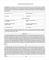 Large Size Of Employee Direct Deposit Form Template Unique Intuit ...