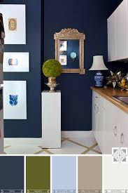 Navy Blue Color Scheme Living Room Color Inspiration Interiors By The Sewing Room