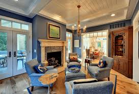 Blue Living Room Ideas Delectable Blue Living Rooms Interior Design