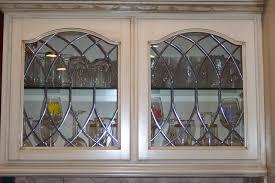 kitchen scottish stained glass cabinet door kitchen doors ideas