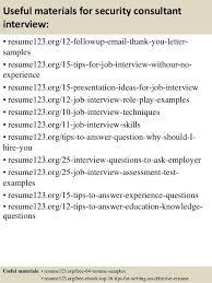 Sample Consultant Resume Consultant Resume Example Sample