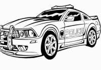 20 Free Printable Police Car Coloring Pages For Cop Car Coloring