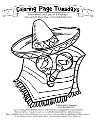 Small Picture Inspiring Mexico Coloring Pages Book Design Fo 3850 Unknown