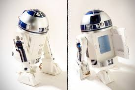 R2d2 Vending Machine New This Lifesize R48D48 Is Actually A Mini Fridge And A HD Projector In