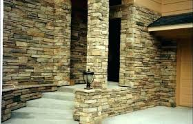 faux stone tile exterior ideas medium size home depot stacked stone faux panels enchanting stone wall