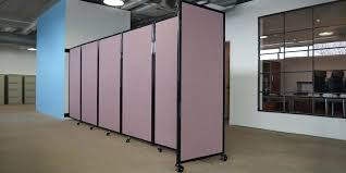 room dividers wall mounted room dividers wall mounted awesome divider 360 partition for 4 used room