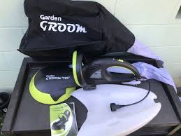 electric garden groom pro 3n1 hedge trimmer