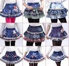 Шьем девочке юбку выкройка