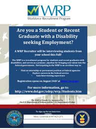 news archive student accessibility services ucf workforce recruitment program at ucf