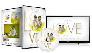 Wedding Dvd Template Wedding Dvd Cover 049 Photoshop Psd Template