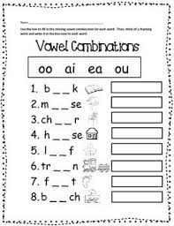 Free phonics worksheets for kindergarten grade 1 and 2 kids. Vowel Teams Distance Learning Free Phonics Kindergarten Teaching Phonics Vowel Teams Worksheets