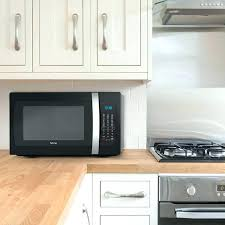 ge stainless steel countertop microwave cu ft microwave oven stainless ge jes1656srss