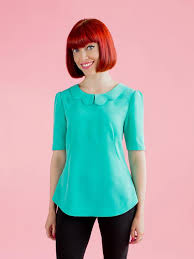 Top Patterns Gorgeous ORLA SHIFT TOP Digital Sewing Pattern Tilly And The Buttons