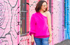 How to <b>Wear Hot Pink</b> All Year Long - Carrie Colbert