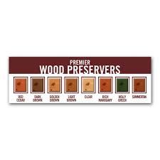 Barrettine Wood Preservative 5 Litre