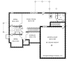 small walkout basement house plans rustic best house design basement house plans