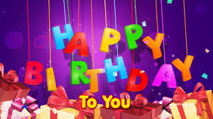 <b>Happy Birthday</b> song - YouTube