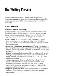 essay on writing process process writing example essay ender realtypark co