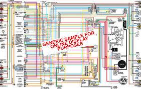 jaguar xke series 2 4 2 late build color wiring diagram classiccarwiring sample color wiring diagram