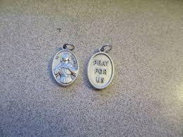details about catholic saint agatha patron of nurses medal only