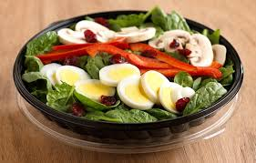 Spinach Salad American Egg Board