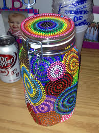 Decorating Mason Jars Puffy Paint To Decorate Mason Jars Cups Etc Me Gusta Feelin