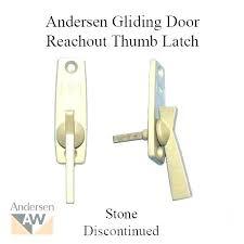 anderson sliding glass door lock pocket door key locks amazing sliding door key lock with replacement