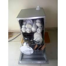 máy rửa bát đĩa xoong chảo Fujishan