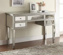 Makeup Vanity For Bedroom Furniture Solid Wood Makeup Vanity Desk With Mirror And Drawers