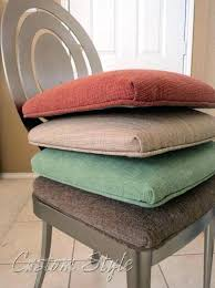 outdoor dining chair cushions set of 4 dining chair cushions shaped kitchen chair cushions square dining